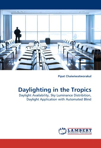 Daylighting in the Tropics: Daylight Availability, Sky Luminance Distribition, Daylight Application with Automated Blind
