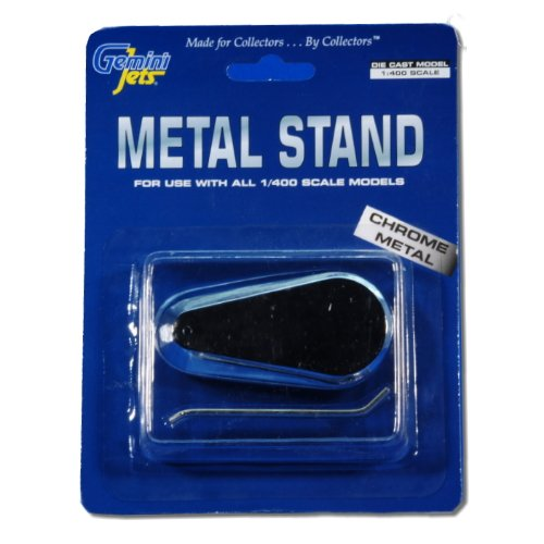 Gemini Jets Airplane Model Metal Stand