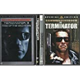 THE TERMINATOR DVD BOX SET! ALL 4 MOVIES ON DVD!