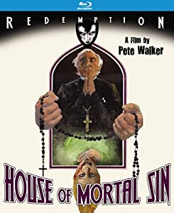 House of Mortal Sin [Blu-ray] [1976] [US Import]