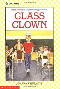 "Cover of ""Class Clown"""