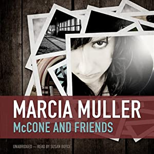 McCone and Friends Audiobook