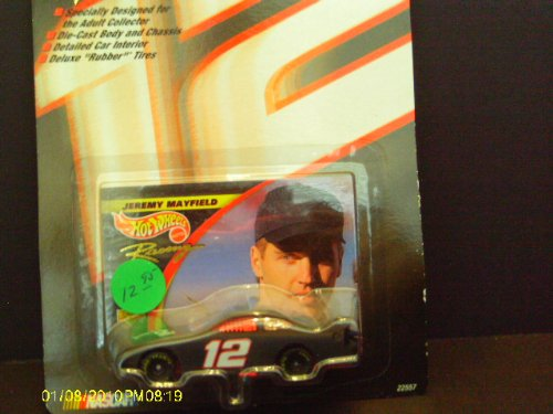 #12 Jeremy Mayfield Hot Wheels Racing