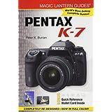 "Pentax K-7 (Magic Lantern Guides)von ""Peter Burian"""