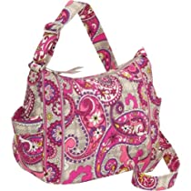 Vera Bradley On The Go (Paisley Meets Plaid)