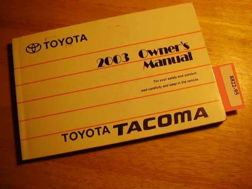 2003-toyota-tacoma-owners-manual