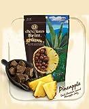 Dark Chocolate Covered Pineapple