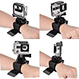 Swivel Wrist Strap Arm Band Mount for GoPro Hero 2 Hero 3 Hero 3+ Hero 4 Sports Camera