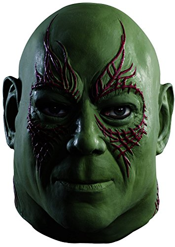 Rubie's Costume Men's Guardians Of The Galaxy Overhead Drax The Destroyer Mask