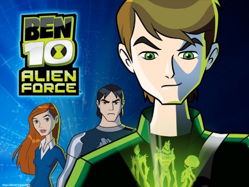 Ben 10: Alien Force Season 1