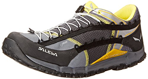 Salewa Ms Speed Ascent Gtx Scarpe da Trekking, Multicolore (0903), 7,5 UK