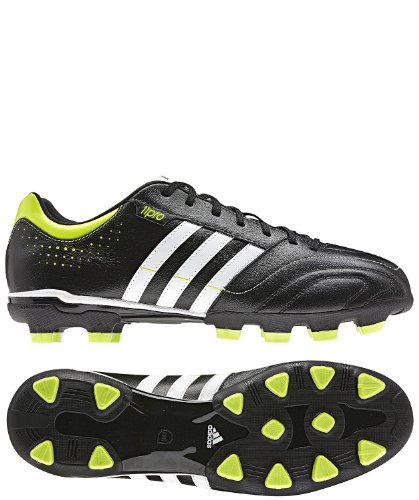 V24747|Adidas 11Core TRX FG Black|40 2/3 UK 7