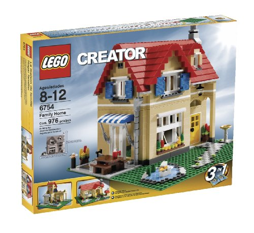 LEGO Creator Family Home (6754) Amazon.com