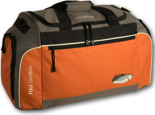 Sporttasche FULL MOTION XL 60 Reisetasche Orange