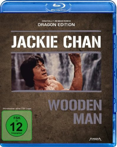 Jackie Chan - Wooden Man - Dragon Edition [Blu-ray]