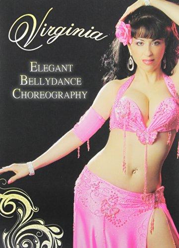 Virginie élégant danse orientale chorégraphie [DVD] et [Import]