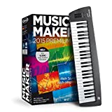 Software - MAGIX Music Maker 2015 Control