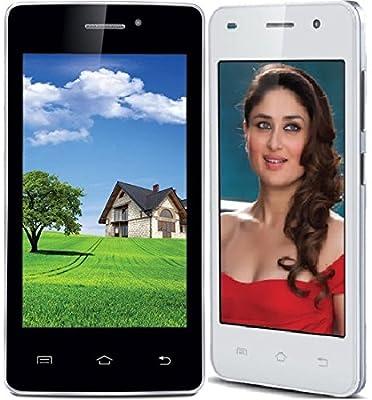 "Iball Andi 4P Class-X (4"" Inch Dual Sim / 1.3 Ghz / 1Gb Ram /8Gb/ 5Mp)"