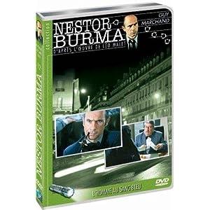 Nestor Burma : 12 - L'homme au sang bleu