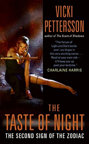 Image of The Taste of Night (Sign of the Zodiac, Book 2)