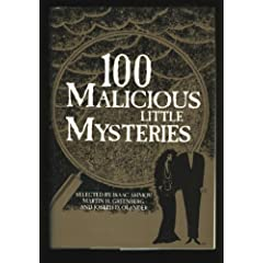 100 Malicious Little Mysteries by Martin H. Greenberg