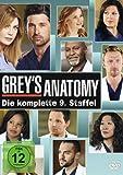 Grey's Anatomy: Die jungen �rzte - Die komplette 9. Staffel [6 DVDs]