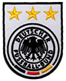 Germany National Football Team DIY Embroidered Sew Iron on Patch