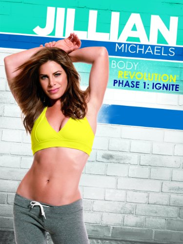 Jillian Michaels Body Revolution: Phase 1 Ignite