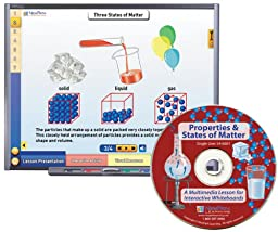 NewPath Learning Properties and States of Matter Multimedia Lesson, Single User License, Grade 6-10
