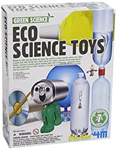 Great Gizmos 4M Kidz Labs Green Science Eco Science Toys