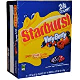 Starburst Very Berry 24 count