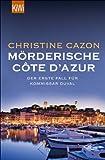 Mörderische Côte d'Azur: Der erste Fall für Kommissar Duval