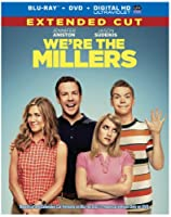 We're the Millers (Blu-ray+DVD+UltraViolet Combo Pack) from New Line Home Video