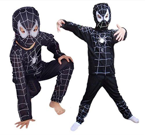 D-Col (Costumes Black Spiderman)