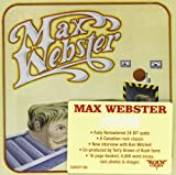 Max Webster by Max Webster [Music CD]