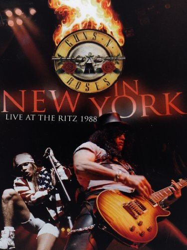 Guns N'Roses - In New York - Live at The Ritz 1988