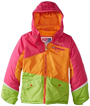 Big Chill Girls 7-16 Cb Board Jacket, Pink, 10/12