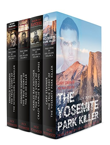 True Crime By Evil Killers Collection by Jack Rosewood ebook deal