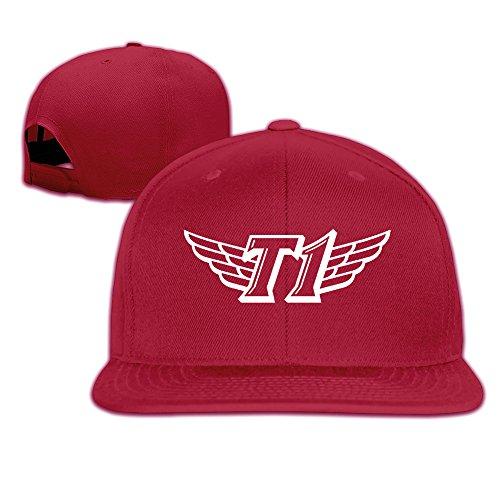 tom-cool-unisex-sk-telecom-t1-baseball-cap-red