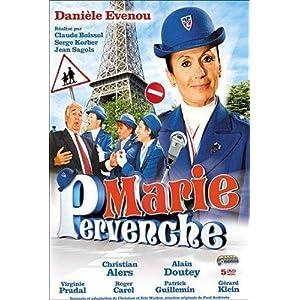 Marie Pervenche, saison 3 - coffret 5 DVD