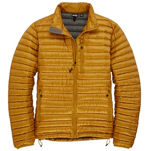 1ecd4b716c32 *Detail shop Eastern Mountain Sports EMS Men's Icarus Down Jacket XL  ARROWWOOD.