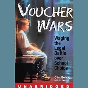 Voucher Wars Audiobook