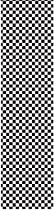 Black Diamond Skateboard Grip Tape Sheet White Checkers