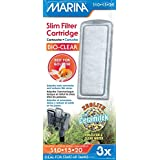 Marina Slim Filter Zeolite Plus Ceramic Cartridge - 3-Pack