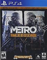 Metro Redux, PS4