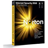 Norton internet security 2010 (3 postes, 1 an)par Symantec