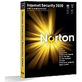 Norton internet security 2010 (3 postes, 1 an)par Symantec