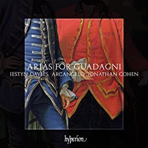 Arias For Guadagni [Hyperion: CDA67924]