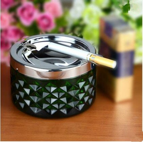 home-decoration-large-stainless-steel-covered-ashtray-creative-personality-fashion-european-gifts