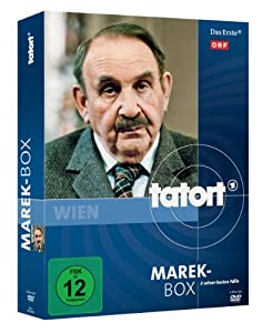 Tatort: Marek-Box [3 DVDs]